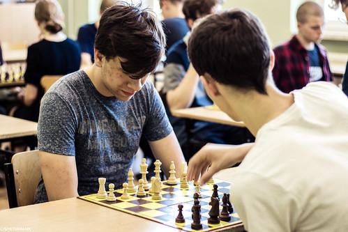 Mistrzostwa I LO w Szachach-26