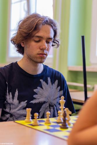 Mistrzostwa I LO w Szachach-23