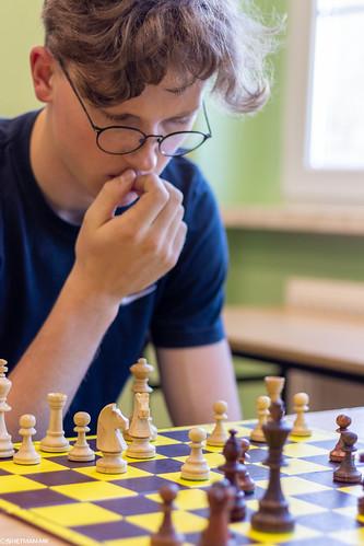 Mistrzostwa I LO w Szachach-20
