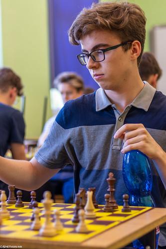 Mistrzostwa I LO w Szachach-17