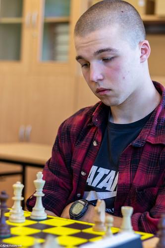 Mistrzostwa I LO w Szachach-13