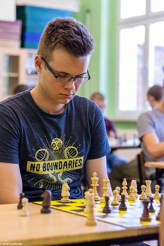 Mistrzostwa I LO w Szachach-11
