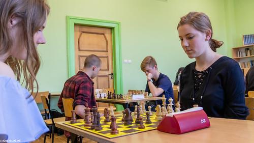 Mistrzostwa I LO w Szachach-9