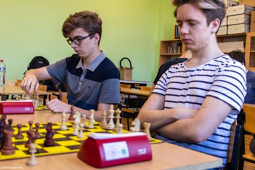 Mistrzostwa I LO w Szachach-7