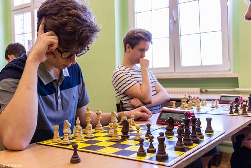 Mistrzostwa I LO w Szachach-6