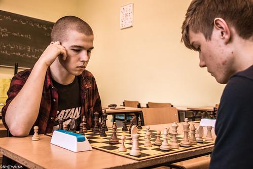 Mistrzostwa I LO w Szachach-5