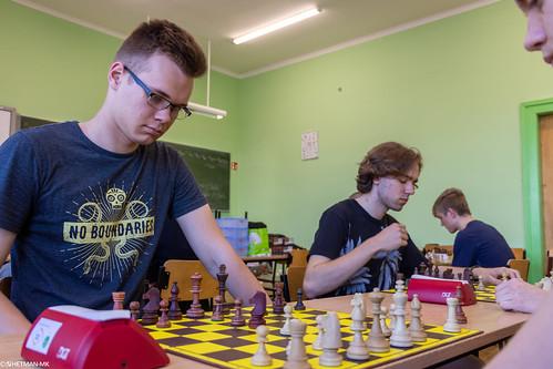 Mistrzostwa I LO w Szachach-4