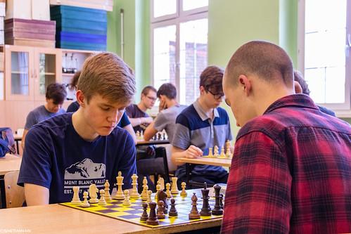 Mistrzostwa I LO w Szachach-1