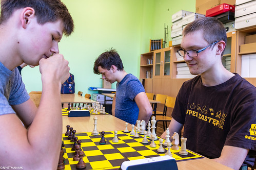 Mistrzostwa I LO w Szachach-3