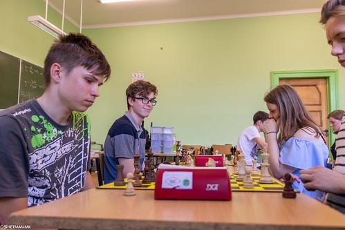 Mistrzostwa I LO w Szachach-53