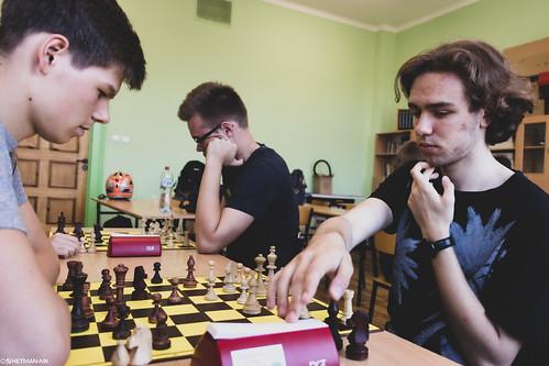 Mistrzostwa I LO w Szachach-52