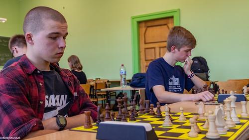 Mistrzostwa I LO w Szachach-49