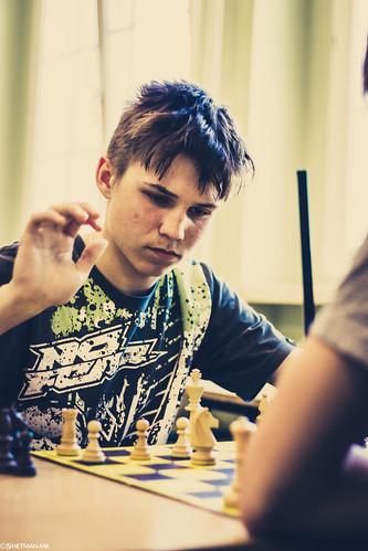 Mistrzostwa I LO w Szachach-40