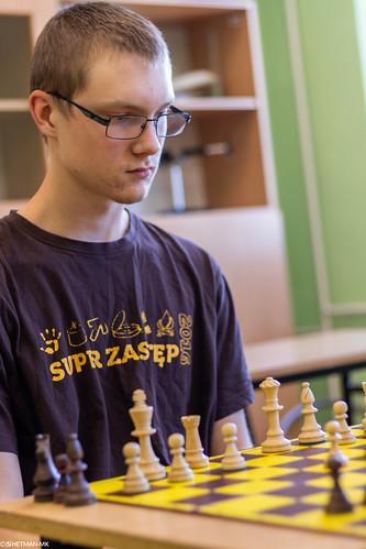 Mistrzostwa I LO w Szachach-33