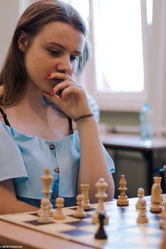 Mistrzostwa I LO w Szachach-24