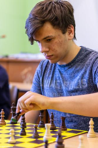 Mistrzostwa I LO w Szachach-12