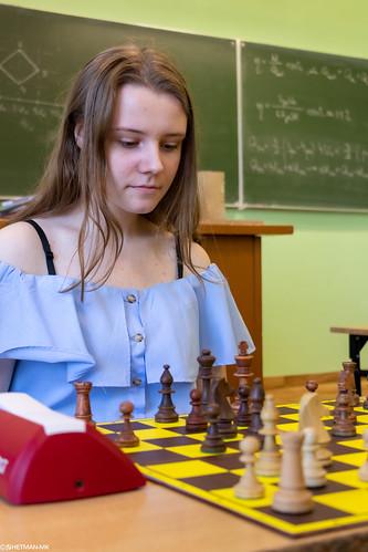 Mistrzostwa I LO w Szachach-8
