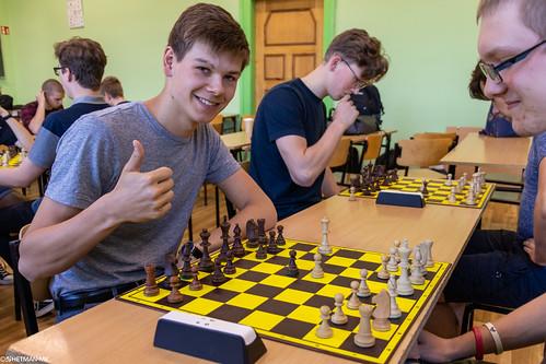 Mistrzostwa I LO w Szachach-2