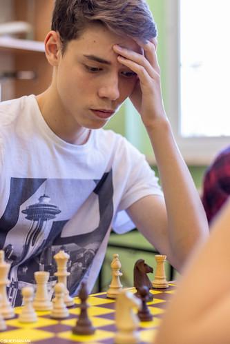 Mistrzostwa I LO w Szachach-15