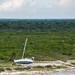 Ship wrecked on a desert island? - Costa Maya, Mexico