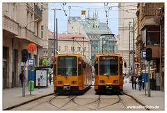 Tram Budapest - 2019-05 (olherfoto) Tags: tram tramcar strasenbahn tramway villamos budapest ungarn hungary hannover bkv