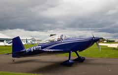 G-RATD RV-8, Scone (wwshack) Tags: egpt psl perth perthkinross perthairport perthshire rv8 scone sconeairport scotland vans gratd