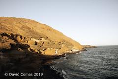 Tenerife - Las Galletas - Playa Amarilla (CATDvd) Tags: nikond7500 canaryislands illescanàries islascanarias tenerife espanya españa spain february2019 catdvd davidcomas httpwwwdavidcomasnet httpwwwflickrcomphotoscatdvd landscape paisaje paisatge acantilado acantilat cliff coast costa mar sea beach platja playa lasgalletas playaamarilla travelplanet