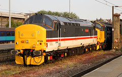37419 Norwich 04/06/19 (andyk37) Tags: 37419 mainline 374 040619 drs class37 norwich