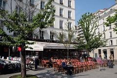 PARIS - CAFÉ MÉNILMONTANT (Maikel L.) Tags: europa europe france francia frankreich paris ménilmontant caféménilmontant urban city outdoor streetlife french stadtteil