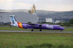 Flybe G-PRPH BHD 03/06/19 (ethana23) Tags: planes planespotting aviation avgeek aeroplane aircraft airplane flybe bombardier dash8 q400