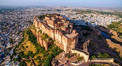 Mehrangarh Fort (picnicwale@) Tags: adventure happily rajasthan nature packages father yellow repost red reflect travel treking tropical photo photography places people popular peace explore newpost p