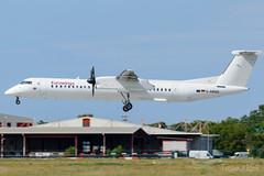 D-ABQG | Eurowings (operated by Luftfahrtgesellschaft Walter) | De Havilland Canada DHC-8-402Q Dash 8 | BUD/LHBP (Tushka154) Tags: hungary luftfahrtgesellschaftwalter dabqg ferihegy budapest bombardier dhc8dash8 dehavillandcanada dhc8400 dhc8402q eurowings spotter aircraft airplane avgeek aviation aviationphotography bombardierdash8 budapestairport dehavillandcanadadash8 lgw lhbp lisztferencinternationalairport planespotter planespotting spotting