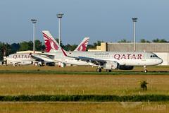 A7-AHX | Qatar Airways | Airbus A320-232 | BUD/LHBP (Tushka154) Tags: qatarairways spotter a7ahx airbus ferihegy budapest a320232 a320 hungary qatar a320200 airbusa320 aircraft airplane avgeek aviation aviationphotography budapestairport lhbp lisztferencinternationalairport planespotter planespotting spotting