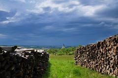 Ciel d'orage (Croc'odile67) Tags: nikon d3300 sigma contemporary 18200dcoshsmc paysage landscape ciel cloud sky nuage orage bois
