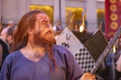 Barbare 5 (Xtian du Gard) Tags: xtiandugard gérarddepardieu sosie portrait homme masculin man barbe barbu roux rouquin redhair barbare jeuxromains nîmes gard