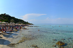 Crystal clear waters (Valantis Antoniades) Tags: crystal clear waters chalkidiki halkidiki greece hellas afytos liosi beach summer sea macedoniagreece makedonia macedoniatimeless macedonian macédoine mazedonien μακεδονια македонијамакедонскимакедонци