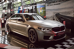 Competition Package (Hunter J. G. Frim Photography) Tags: supercar bmw welt museum germany munich m5 competition package v8 sedan turbo awd bmwm5 german