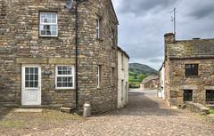 The village of Dent, Yorkshire Dales (Baz Richardson (now away until 28 Aug)) Tags: yorkshiredalesnationalpark dent dentdale englishvillages streetscenes cobbles stonecottages narrowstreets