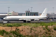 272 Israel - Air Force Boeing 707-3L6C (buchroeder.paul) Tags: eddk cgn cologne bonn airport kölnbonn köln germany europe ground 272 israel air force boeing 7073l6c