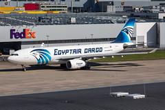 SU-GCJ EgyptAir Cargo Airbus A330-243(P2F) (buchroeder.paul) Tags: eddk cgn cologne bonn airport kölnbonn köln germany europe ground sugcj egyptair cargo airbus a330243p2f