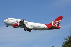 G-VROY - LGW (B747GAL) Tags: virgin atlantic boeing b747443 pretty woman lgw gatwick egkk gvroy