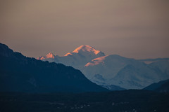 Mont Blanc First Light (CraDorPhoto) Tags: canon5dsr sunrise landscape mountains outdoors nature outside morning dawn switzerland morges