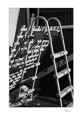 Clutter (radspix) Tags: contax rts 50mm carl zeiss planar t f17 kentmere 100 pmk pyro