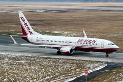 D-ABBO (PlanePixNase) Tags: aircraft airport planespotting haj eddv hannover langenhagen airberlin boeing 737 737800 b738