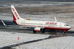 D-ABBB (PlanePixNase) Tags: aircraft airport planespotting haj eddv hannover langenhagen airberlin boeing 737 737800 b738
