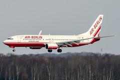 D-ABBK (PlanePixNase) Tags: aircraft airport planespotting haj eddv hannover langenhagen airberlin boeing 737 737800 b738