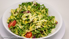 Meat-free and raw. Cabbage, Endive, Kale, Coriander, Avocado, Tomatoes, Lime juice, Mayonnaise, Tomato sauce, and American mustard. (garydlum) Tags: americanmustard avocado cabbage coriander endive kale limejuice mayonnaise tomatosauce tomatoes canberra australiancapitalterritory australia