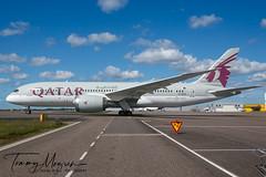 A7-BCA B787-8 Qatar Airways @ GOT (Viking Wings) Tags: got b787 787800 qatarairways a7bca