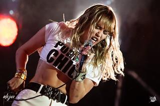 Miley Cyrus - Warszawa