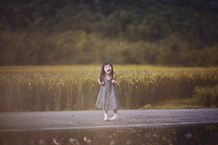 鬼靈精怪 (M.K. Design) Tags: taiwan nantou puli renai babygirl children kid portrait nature life travel field outdoors nikon z6 mirrorless mirrorlesscamera zmount ftz 105mmf14e bokeh primelens rice mountains 台灣 南投 仁愛鄉 清流部落 川中島 賽德克 自然 人像 兒童 寫真 尼康 無反 無反光鏡相機 大光圈 定焦鏡 淺景深 散景 tele telephoto 稻田 田野 秘境